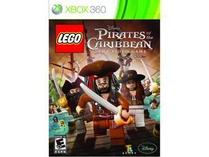 Lego Pirates of the Caribbean: The Video Games Xbox 360 Game Disney