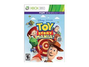 Toy Story Mania Kinect Xbox 360 Game