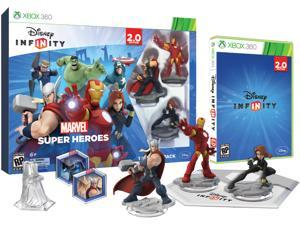 INFINITY 2.0 Starter Pack-Marvel Super Heroes Xbox 360