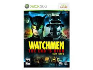 Watchmen: The End is Nigh Parts 1 & 2 Xbox 360 Game