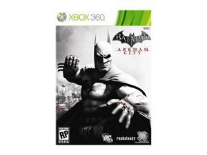 Batman: Arkham City Xbox 360 Game Warner Bros. Studios