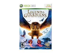 Legend of the Guardians: Owls Ga'Hoole Xbox 360 Game