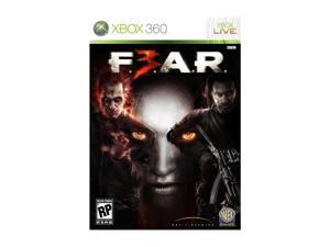 F.E.A.R. 3 Xbox 360 Game Warner Bros. Studios