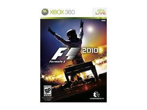 F1 2010 Xbox 360 Game