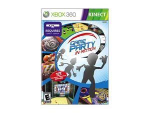 Game Party: In Motion Xbox 360 Game