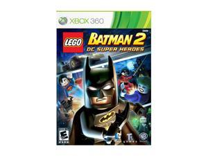 Lego Batman 2: DC Super Heroes Xbox 360 Game Warner Bros. Studios