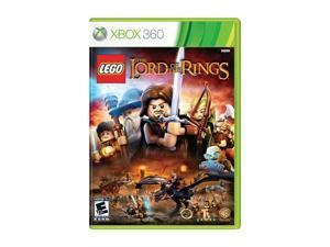 LEGO Lord of the Rings Xbox 360 Game                                                                                     ...