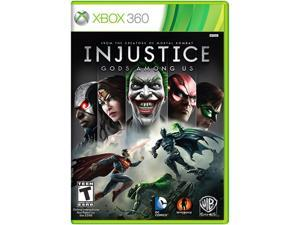 Injustice: Gods Among Us Xbox 360 Game Warner Bros. Studios