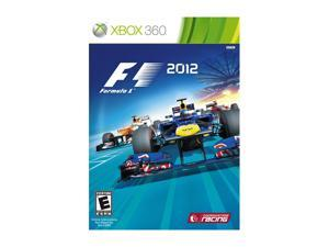 F1 2012 Xbox 360 Game                                                                                       Warner Bros. ...