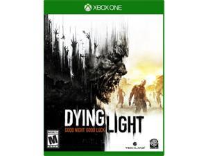 Dying Light Xbox One Video Game