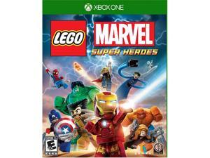 LEGO Marvel Super Heroes Xbox One Video Game Warner Bros. Studios