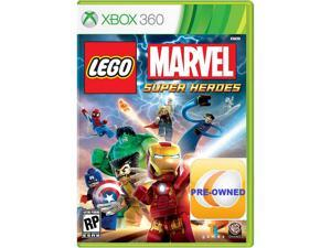 Pre-owned LEGO Marvel Super Heroes Xbox 360