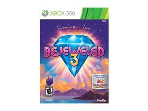 Bejeweled 3 Xbox 360 Game POPCAP