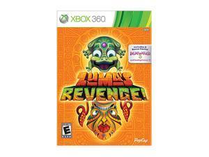 Zuma's Revenge/Bewjeweled 3/Feeding Frenzy 2 Xbox 360 Game