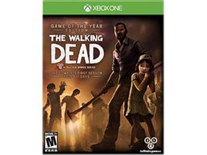 The Walking Dead Game of the Year Edition Xbox One