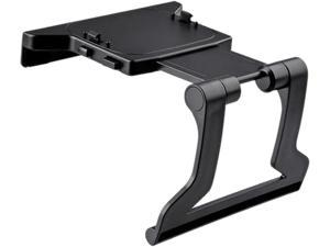 INSTEN Kinect Sensor TV Clip Mount Stand Holder for Xbox 360 / Xbox 360 Slim - Black