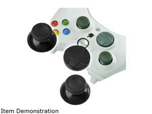 INSTEN Controller Thumb Joysticks w/ D-Pad For Microsoft Xbox 360 / Xbox 360 Slim - Black