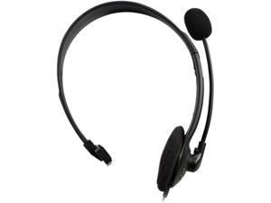 INSTEN Headset For Microsoft Xbox 360 / Xbox 360 Slim - Black
