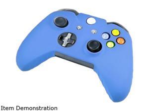 INSTEN Blue Silicone Skin Case For Xbox One Remote Controller