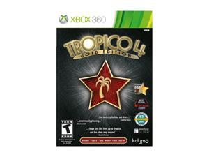 Tropico 4 Gold Xbox 360 Game