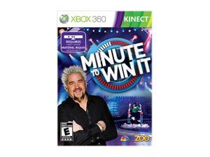 Minute to Win It Xbox 360 Game