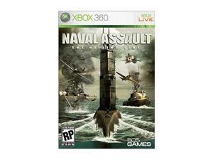 Naval Assault: Killing Tide Xbox 360 Game