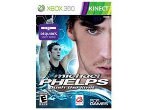 Michael Phelps: Push Limit Xbox 360 Game 505 Games