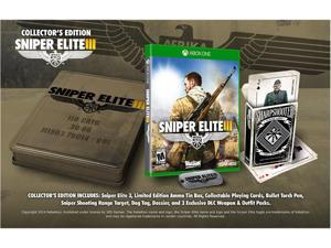 Sniper Elite V3 Collector's Edition Xbox One