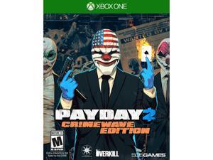 Payday 2 Crimewave Xbox One