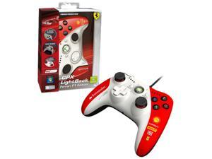 Thrustmaster GPX Lightback Xbox 360 & Pc Ferrari F1 Edition Gamepad