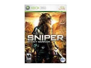 Sniper Xbox 360 Game City Interactive