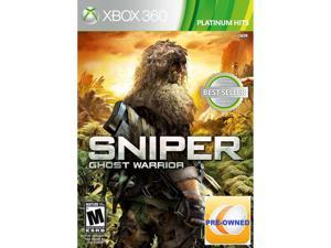 Pre-owned Sniper: Ghost Warrior  Xbox 360