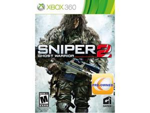 Pre-owned Sniper Ghost Warrior 2 Xbox 360