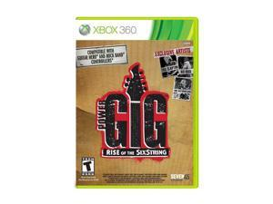 Power Gig: Rise Of The Six String Xbox 360 Game