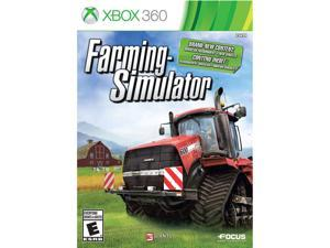 Farming Simulator Xbox 360 Maximum Games