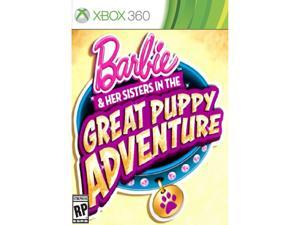 Barbie and Her Sisters: Puppy Rescue Xbox 360