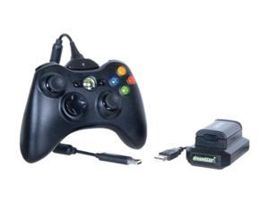 dreamGEAR 3 in 1 Power Kit for XBOX 360 (Black)