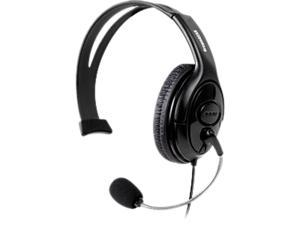 dreamGEAR XBOX 360 Wired Headset (Black)