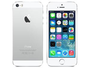 Apple iPhone 5S ME342LL/A Silver LTE 16GB Unlocked Cell Phone
