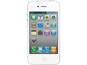 Apple iPhone 4 8GB ME799LL/A White 3G Unlocked GSM Cell Phone