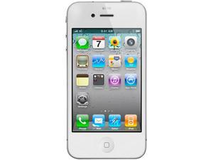 Apple iPhone 4 8G MD196LL/A AT&T White Unlocked Cell Phone