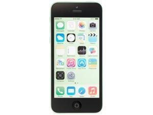 Apple iPhone 5C Green LTE 16GB Cell Phone, AT&T, B Grade