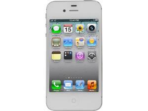 Apple iPhone 4S 8GB MF264E/A White Unlocked Cell Phone