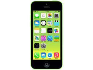 Apple iPhone 5C 32GB MF132LL/A Green 3G 4G LTE Unlocked GSM Cell Phone