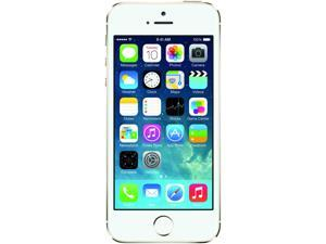 Apple iPhone 5S 64GB ME304LL/A Gold 3G 4G LTE Unlocked GSM Cell Phone