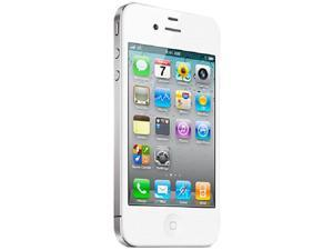 Apple iPhone 4 8GB Verizon White Cell Phone