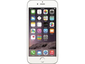 Apple iPhone 6 64GB 4G LTE Unlocked Cell Phone with 1GB RAM (Silver)