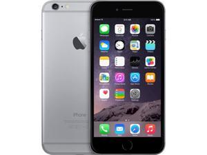 Apple iPhone 6 Plus 16GB 4G LTE Unlocked Cell Phone with 1GB RAM (Space Gray)