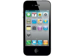 Apple iPhone 4S Black 8GB Factory Unlocked GSM Cell Phone w/ Siri & iCloud