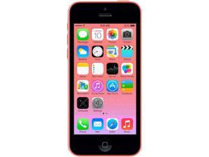 Apple iPhone 5C Pink 8GB Factory Unlocked GSM Phone Certified Refurbished